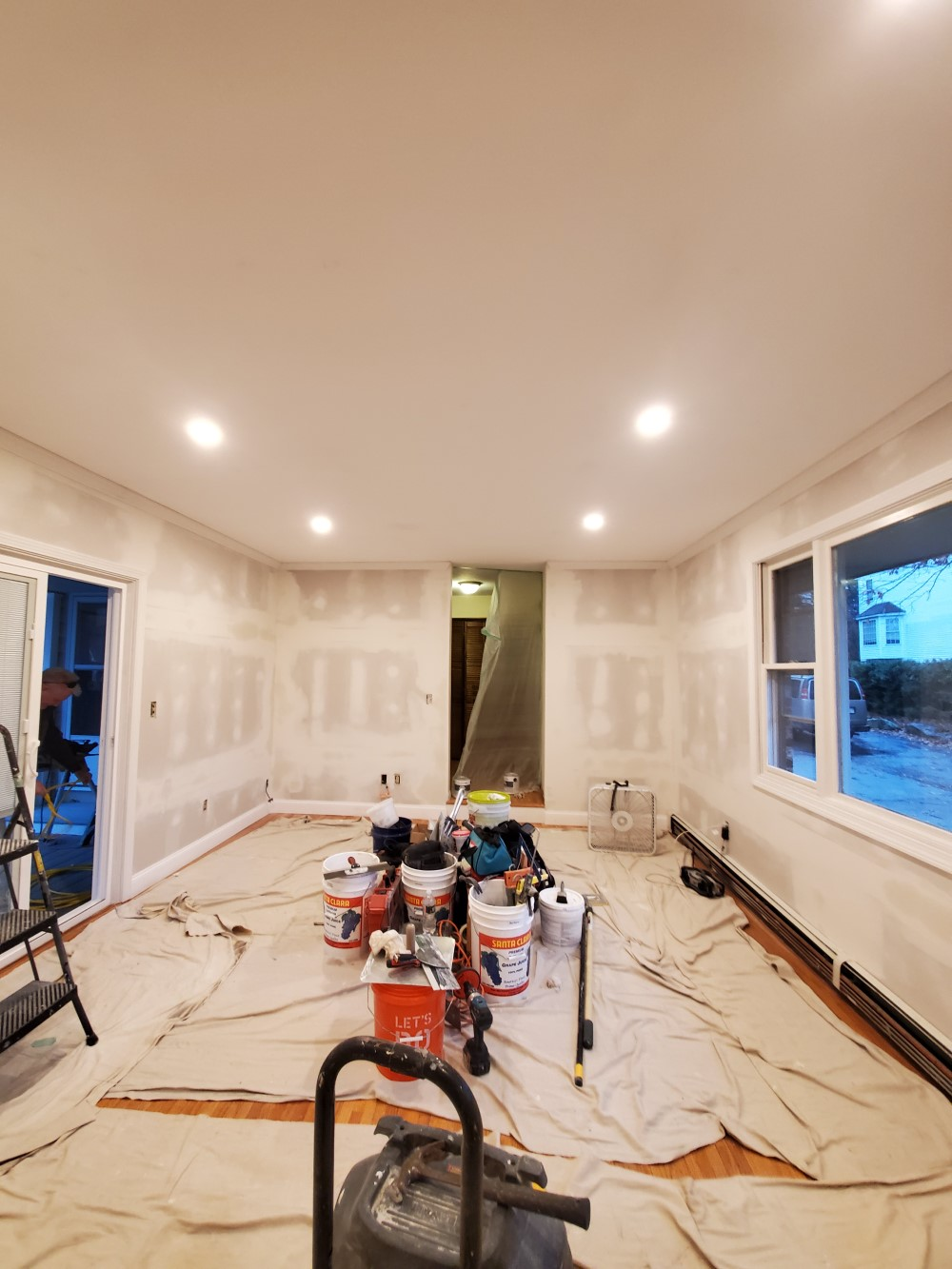Drywall, Carpentry, and Painting in Hudson, MA 01749