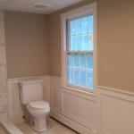 Interior Master Bathroom in Dover, MA