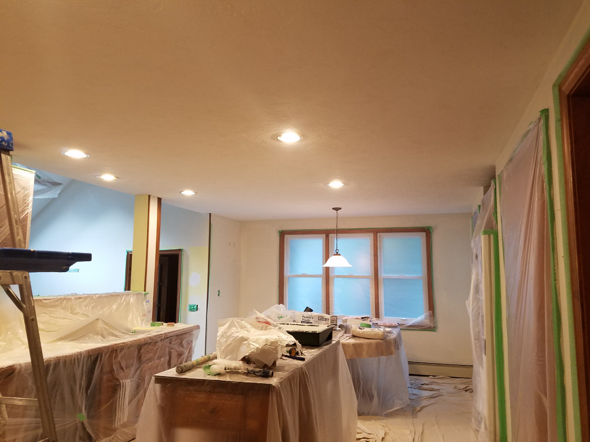 Marlborough Interior Painting Job Painting Projects