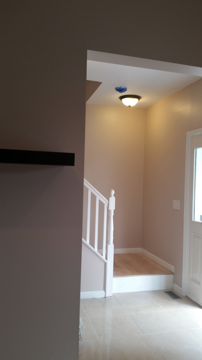 Sudbury Interior Painting Job