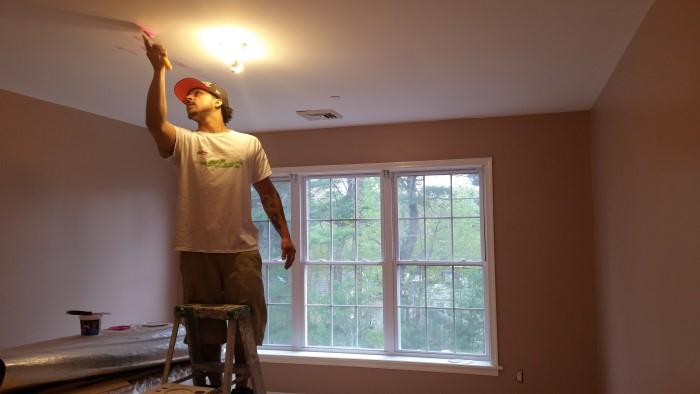 Sudbury Interior Painting Job Painting Projects