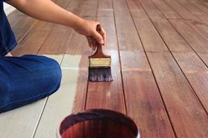 wood staining hudson ma