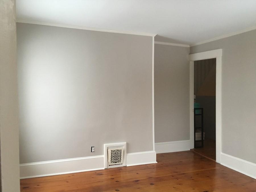 Wallpaper Removal Horsehair Plaster Drywall Repair Painting Project